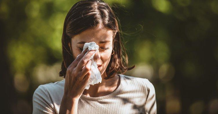 Alerjik rinit büyük şehirlerde yaşayanları daha çok etkiliyor