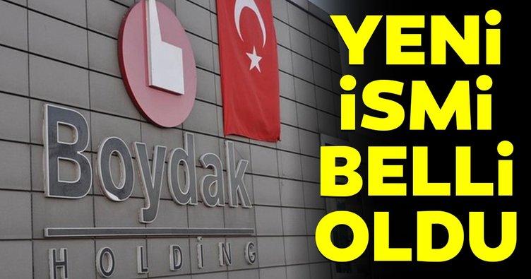 Boydak Holding'in ismi değişecek