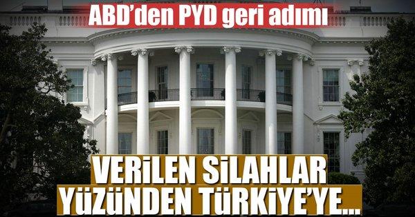 ABD'den PYD geri adımı