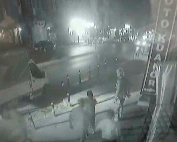 Mehmet Şanlı'nın sokakta saldırıya uğradığı ortaya çıktı!