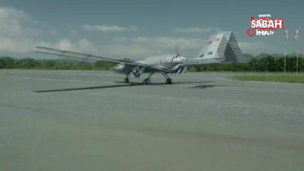Milli SİHA Bayraktar TB2, 300 bin uçuş saatini tamamladı | Video