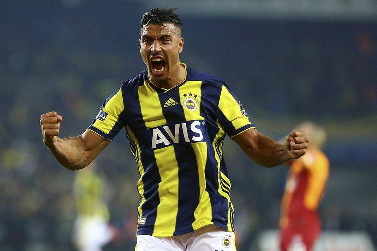 Nabil Dirar, Fenerbahçe'den ayrılıyor mu?