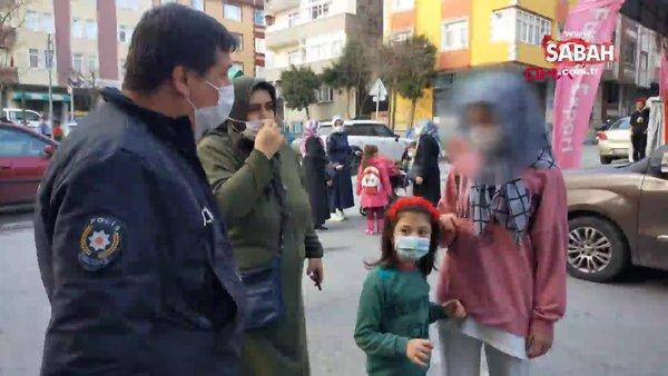 İstanbul'da 15 yaşındaki kıza bıçaklı kaçırma girişimi | Video