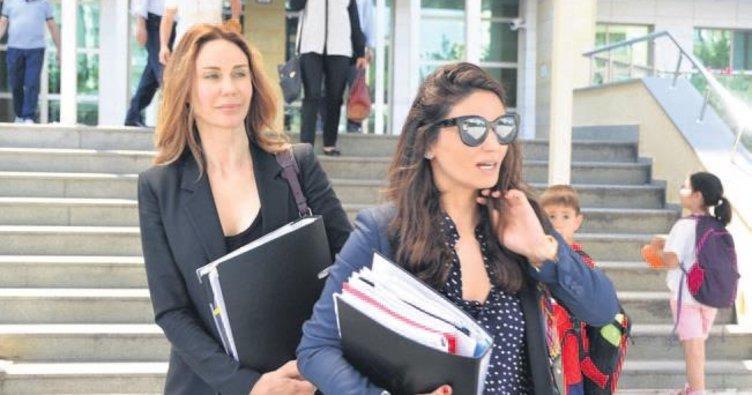 Mustafa Ceceli'nin eski eşine 100 bin liralık dava