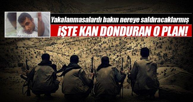 İzmir'de yakalanan teröristler anlattı