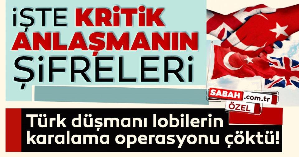 ΤΕΛΕΥΤΑΙΟ ΠΡΑΚΤΙΚΟ: Τι κάνει η Συμφωνία Ελεύθερων Συναλλαγών μεταξύ Τουρκίας και ΗΒ  Εδώ είναι τα κλειδιά για την κρίσιμη συμφωνία …