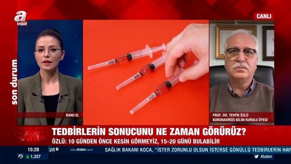 Covid-19 aşısı güvenli mi? Bilim Kurulu Üyesi flaş açıklama