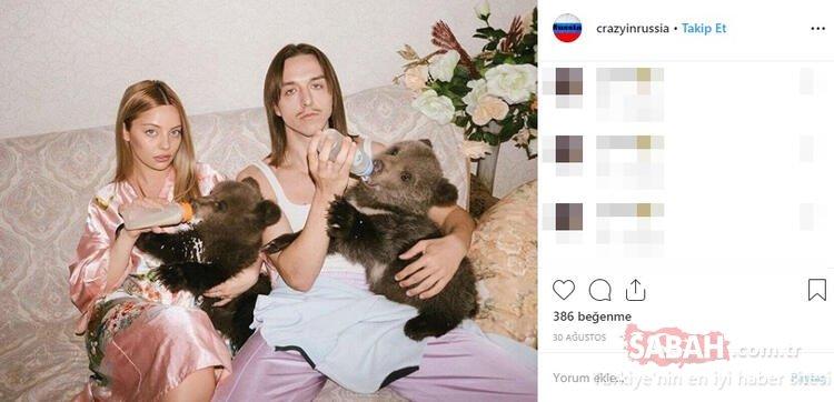 Ruslar şaşkına çeviriyor! Neler yapmadılar ki...