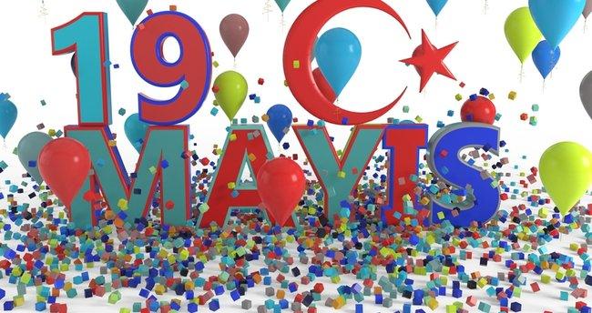 19 Mayıs mesajları: Resimli, görselli, anlamlı, uzun ve kısa Atatürk'ü Anma Gençlik ve Spor Bayramı 19 Mayıs mesajları ve sözleri 2021!