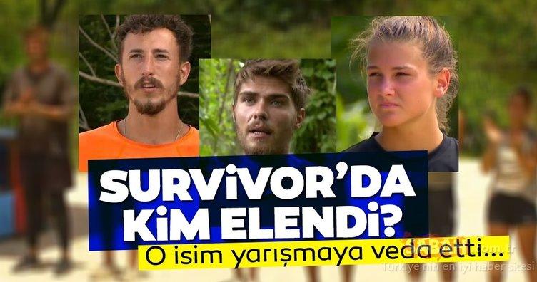 Survivor'da kim elendi, adaya veda eden yarışmacı kim oldu? Survivor SMS sıralaması ile elenen yarışmacı kim oldu?