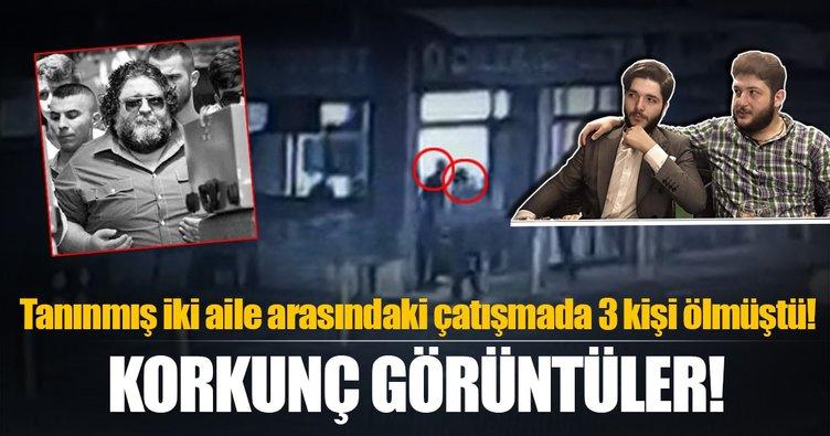 Samsun'daki çatışmanın görüntüleri ortaya çıktı