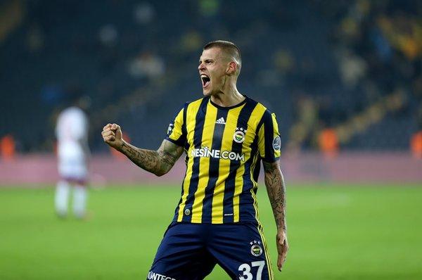 Fenerbahçe - Kardemir Karabükspor maçından kareler