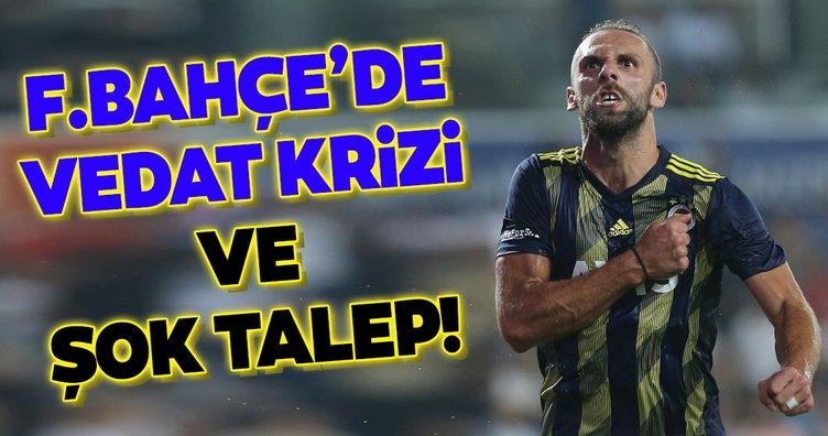 Fenerbahçe'de Vedat Muriqi krizi! Şok gerçek ortaya çıktı