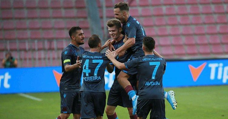 Trabzonspor - Basel maçı ne zaman saat kaçta hangi kanalda?