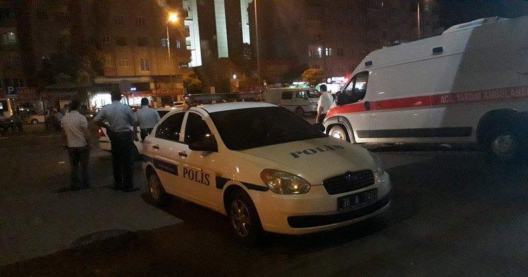 Kayseri'de silahlı kavga: 2 yaralı!