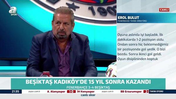 Erman Toroğlu: Beşiktaş bileğinin hakkıyla çatır çatır aldı