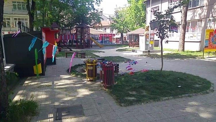 Bursa'da ana okulunda bakıcı paniği