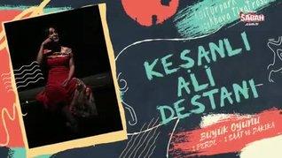 Bursa'da açık havada tiyatro günleri   Video