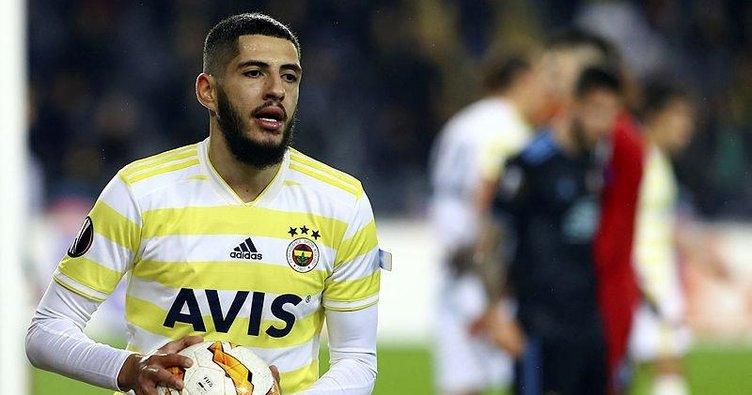 Fenerbahçe'ye Benzia şoku