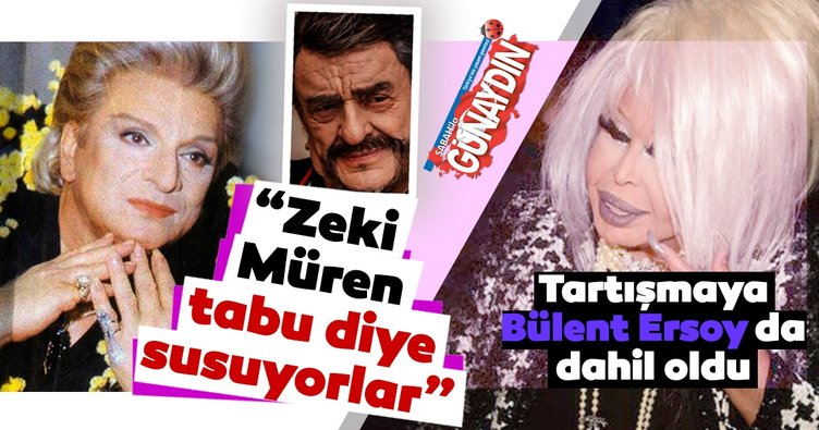 """Türkiye Zeki Müren'i tartışıyor! Alpay'ın """"Zeki Müren Türk Sanat Müziği'ni katletti"""" sözlerine Bülent Ersoy'dan yanıt geldi..."""