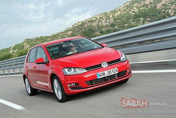 2020 Volkswagen Golf bomba gibi geliyor! Yeni Golf'ün hibrit sistemi resmen açıklandı