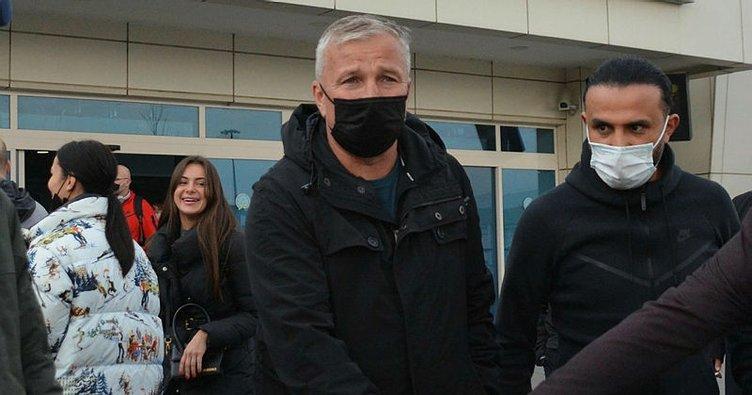 Son dakika: Kayserispor'un yeni hocası Dan Petrescu şehre geldi!