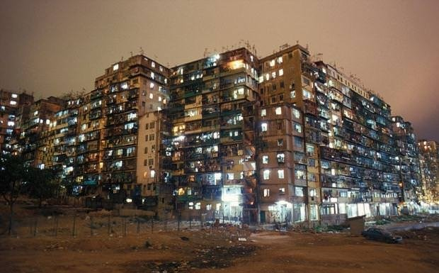 Dünyanın en yoğun şehri