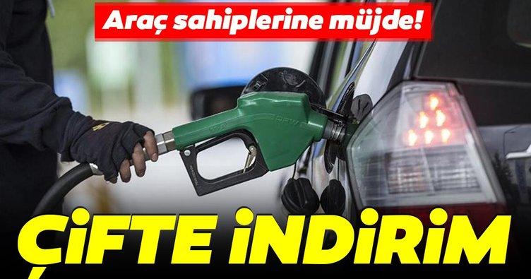 Son Dakika: Benzin ve motorin için indirim geliyor