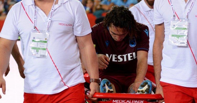 AEK maçında sakatlanan Abdülkadir Ömür'ün son durumu belli oldu