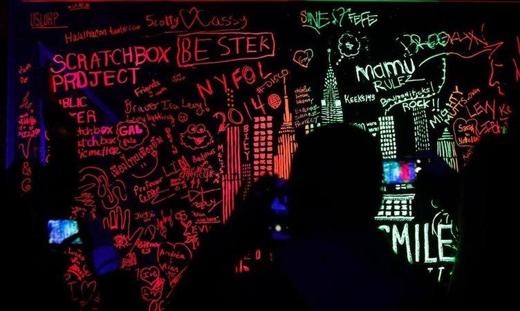 New York ışık festivali