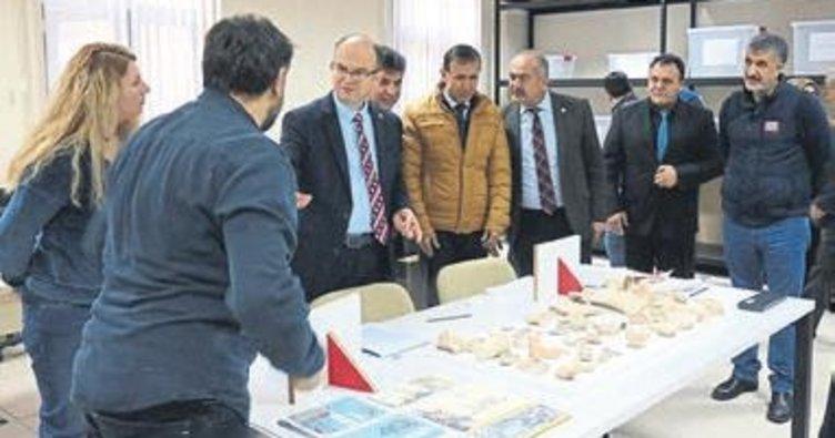 Osmaniye'ye arkeoloji laboratuvarı kuruldu