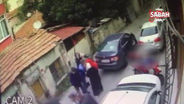 Son dakika! İstanbul Beyoğlu'ndaki pompalı dehşetinin görüntüleri ortaya çıktı | Video