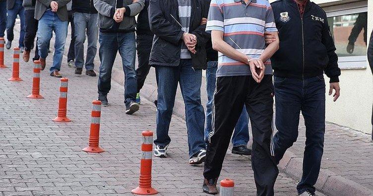 Gaziantep'teki FETÖ/PDY operasyonunda 19 tutuklama