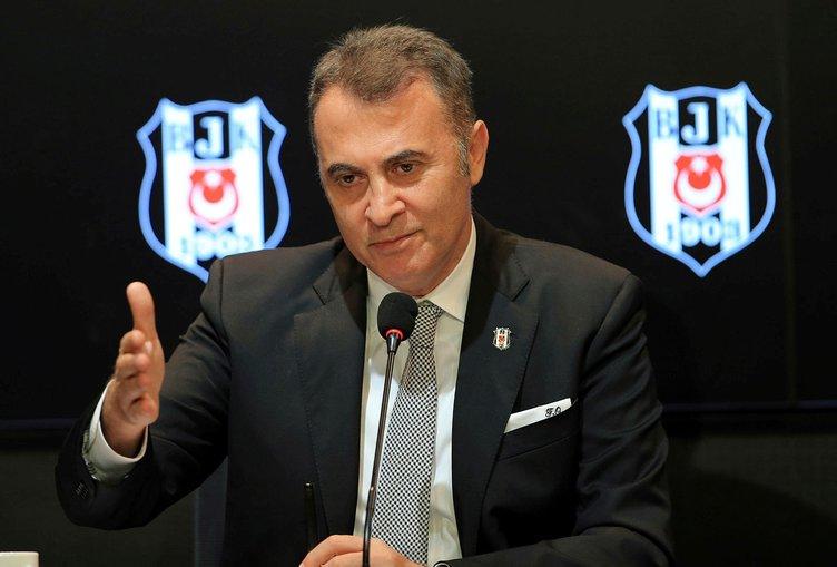 Beşiktaş'ta gözler Fikret Orman'a çevrildi