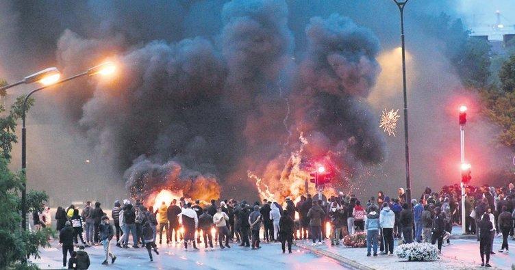 Aşırı sağcılar yine azıttı! İsveç'te Kur'an yakma provokasyonu