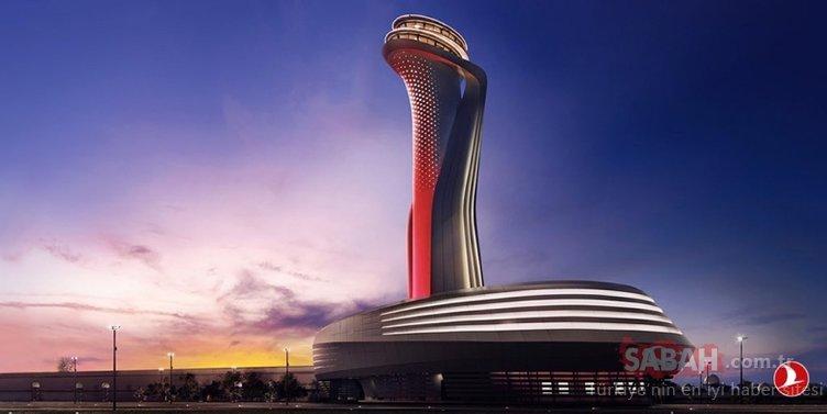 İstanbul Yeni Havalimanı bugün açılıyor!