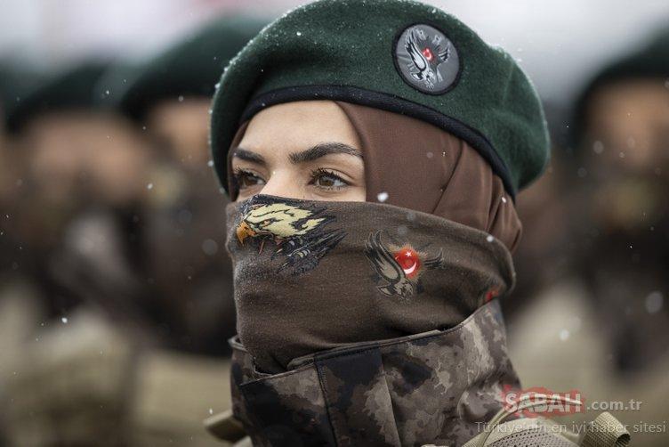 Kadın Özel Harekatçıları mezun oldu! Soylu: PKK'nın bugün tamamı 320 kişinin altındadır