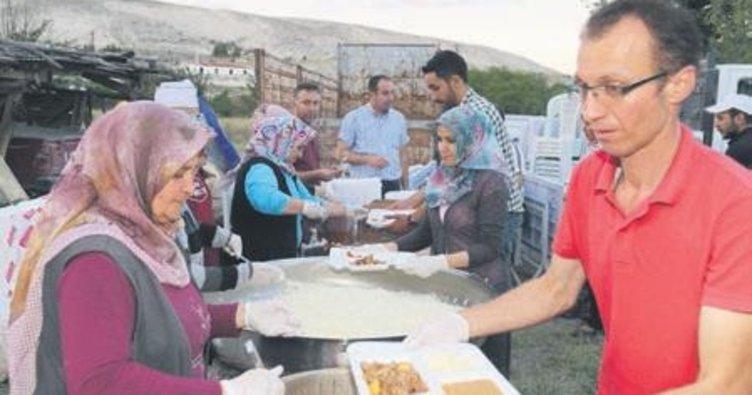 Ramazanın huzurunu birlikte yaşıyoruz