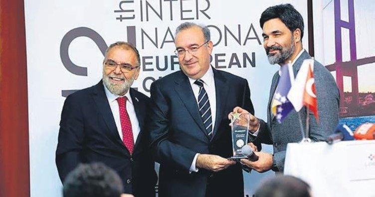 Işılak'a Avrupa Kalite Ödülü
