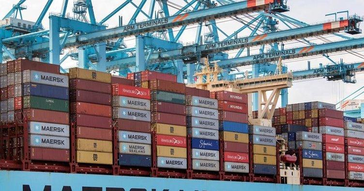Almanya'nın ağustosta ihracat ve ithalatı azaldı