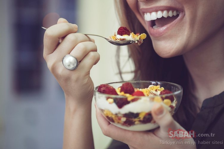 Fit lezzetlerle fit kalmanın sırları