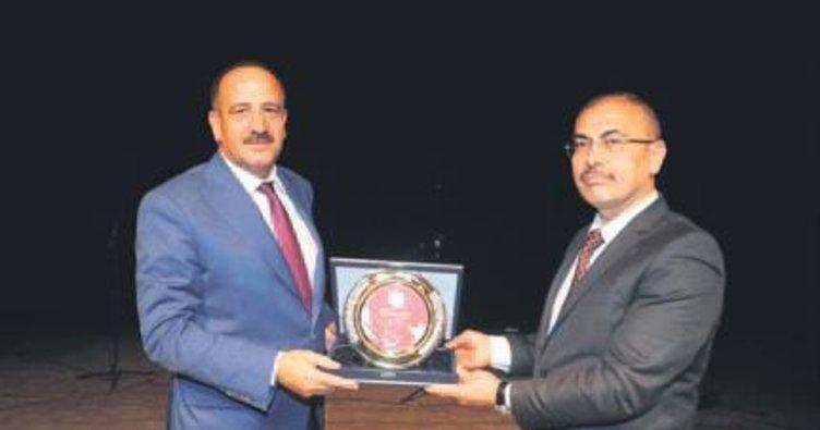 'Ankara temalı' etkinliğe ödül töreni