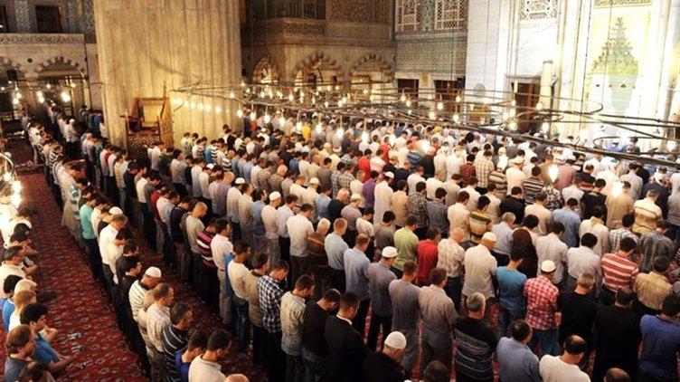 Bayram namazı saat kaçta kılınacak? 31 Temmuz İstanbul, Ankara, İzmir Kurban Bayram namazı saati ve il il bayram namazı saatleri
