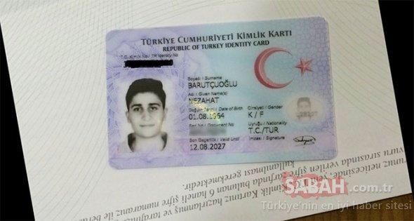 TC kimlik numarasının sırrı ortaya çıktı! Çipli kimlik kartı artık...