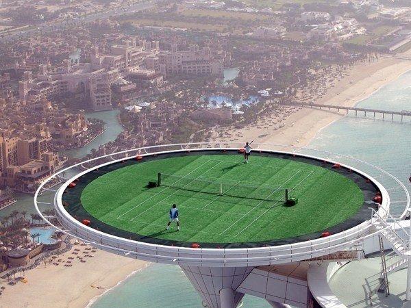 Bunlar sadece Dubai'de