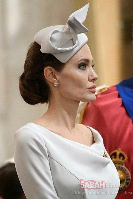 Angelina Jolie'nin unutulmayanlar arasına giren kırmızı halı stilleri