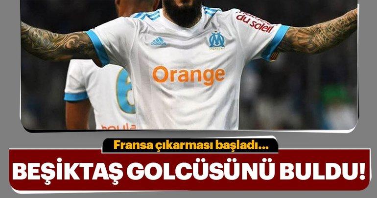 Beşiktaş aradığı golcüyü Fransa'da buldu