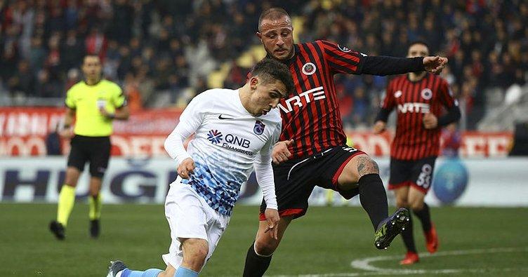 Trabzonspor ile Gençlerbirliği 69. randevuda