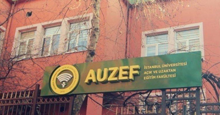 AUZEF vize sonuçları bugün açıklanıyor! İstanbul Üniversitesi AUZEF sınav sonuçları ne zaman açıklanacak?