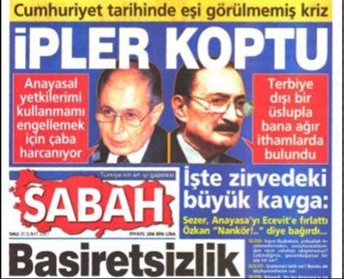 18 yıl önce bugün... Türkiye 51 milyar dolar kaybetti! - Son Dakika Haberler